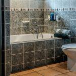 bathroom, bath, tub