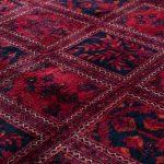 carpet, red, tying