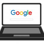 google, seo, laptop